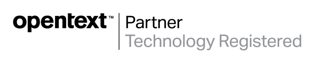 OpenText-Partner Technology Registered-Wordmark
