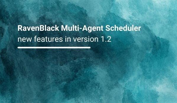 RavenBlack Multi-Agent Scheduler