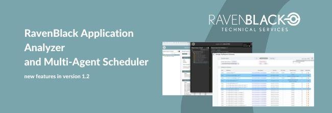 RavenBlack Application Analyzer and Multi-Agent Scheduler Blog